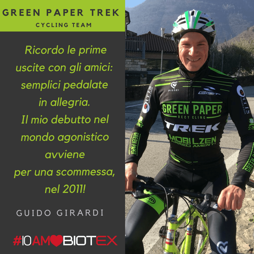 Guido Girardi - Team Green Paper