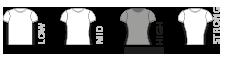 vestibilità modellata abbigliamento intimo sportivo Biotex