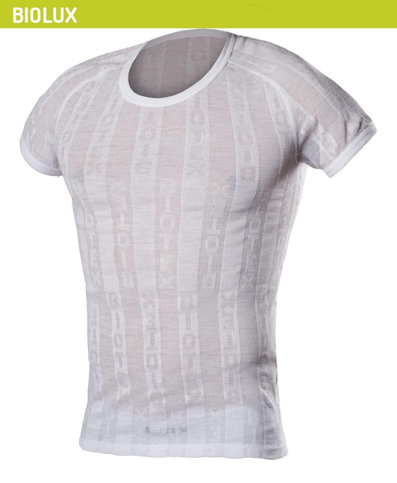 T-shirt manica corta in tessuto Polipropilene