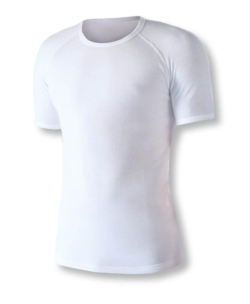 f103af0a7f3a3b T-Shirt Thermo+ con doppio strato termico